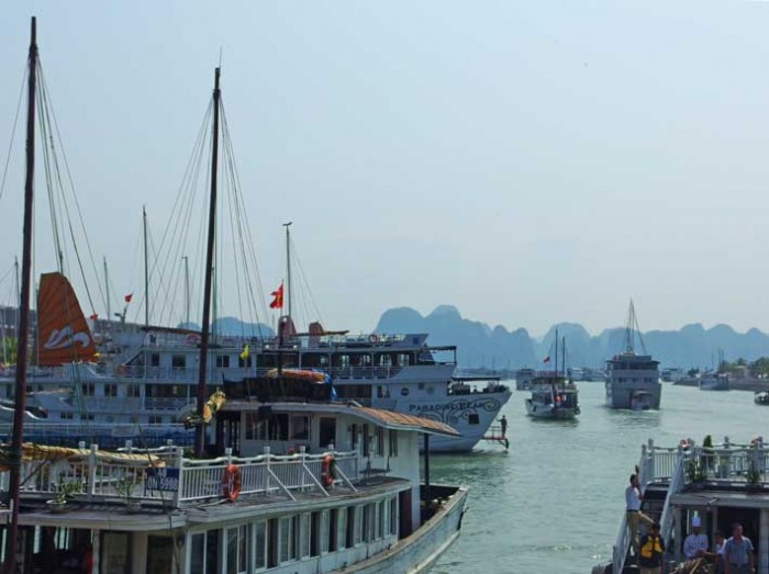 Halong-City