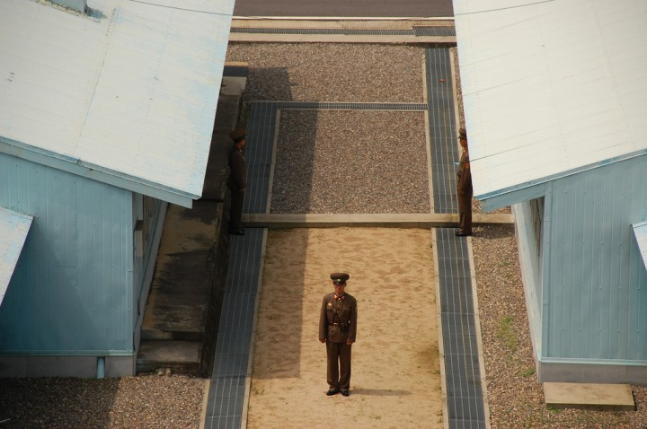 North Korea Tourism DMZ Demilitarized Zone