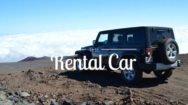 The costs of traveling to Hawaii-costs-of-a-rental-car
