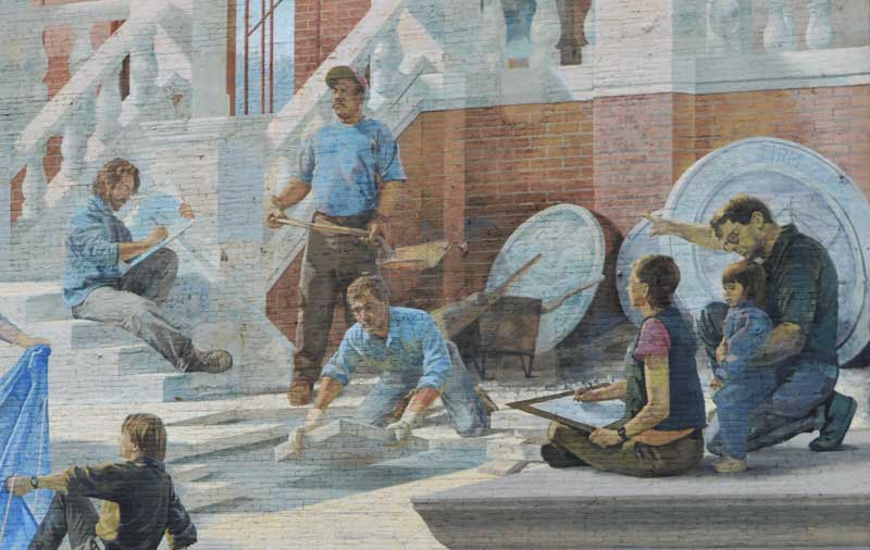 Philadelphia-Mural-Family-Detail