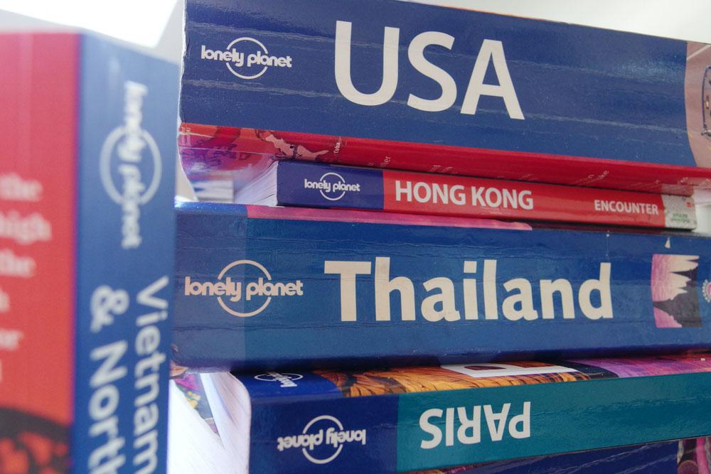 Lonely Planet: Das Reiseführer-Sinnbild des Wunsches nach dem Andersreisen