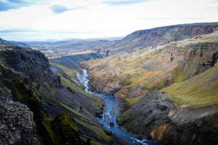 Islands Vulkane - wie der Eyjafjallajökull zur Sehenswürdigkeit wurde Landschaft Islands