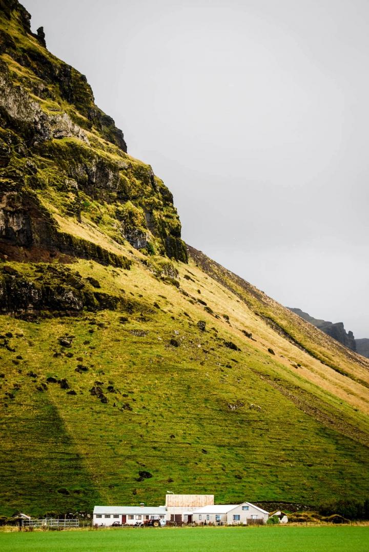 Islands Vulkane - wie der Eyjafjallajökull zur Sehenswürdigkeit wurde Thorwaldseyri