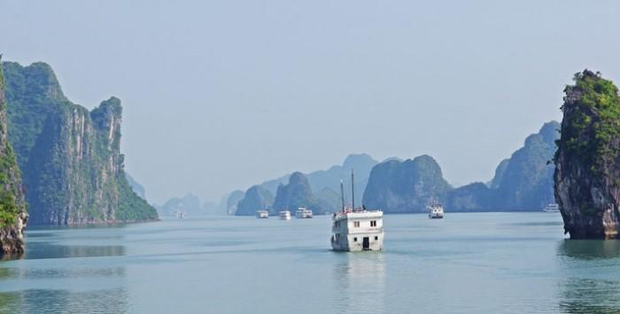 Halong-Bay Vietnam