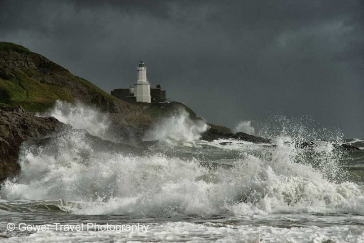 Insidertipps Wales Mumbles-Lighthouse-by-Gower-Travel-Photography