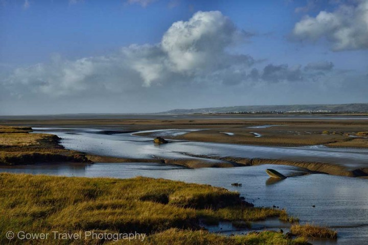 Insidertipps Wales North-Gower-Marshes-by-Gower-Travel-Photography