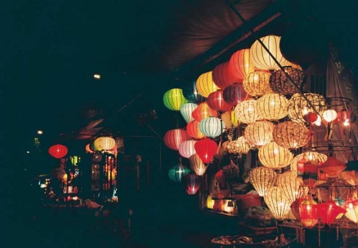 Vietnam-Reisen-Hoi-An-Lampions