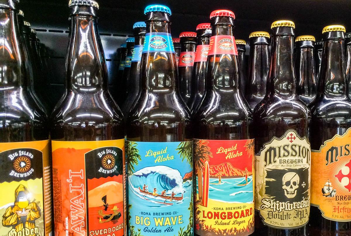 Es gibt kein Bier auf Hawaii - doch gibt es und Paul Kuhn hatte Unrecht Liquid Aloha
