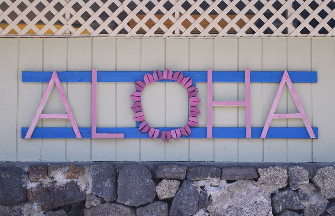 Hawaii Bucketlist: Learn all meanings of Aloha