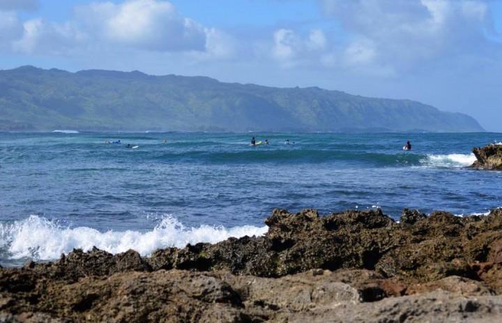 Hawaii: Die besten surfspots für anfänger auf oahu northshore