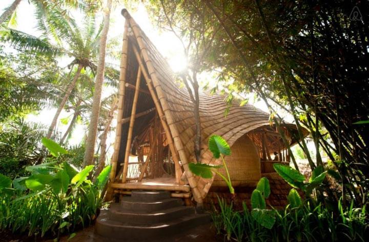Bamboo-Villa-Bali1 Die schönsten airbnb unterkünfte auf Bali