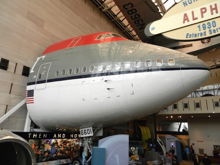 Geheimtipps für Washington D.C. 747 Washington DC