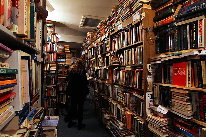 Washington DC capitol-hill-bookstore