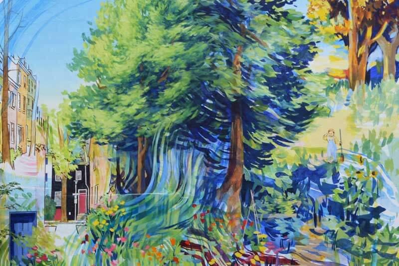 Philadelphia-Mural-Garden-Nature-Outdoor