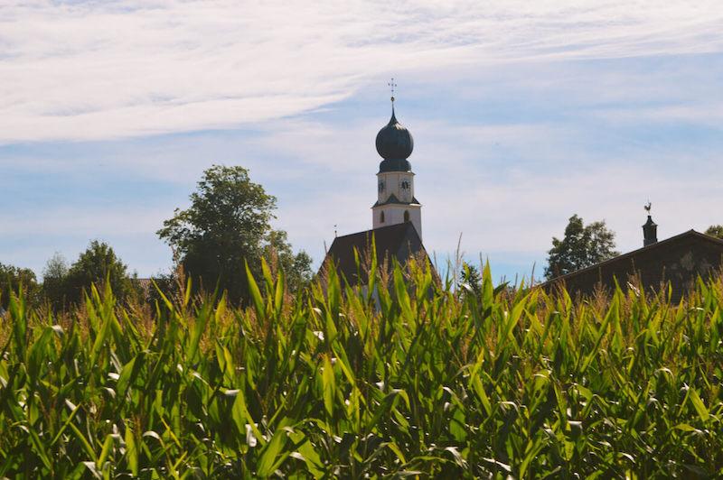 Chiemsee-Radweg Ising