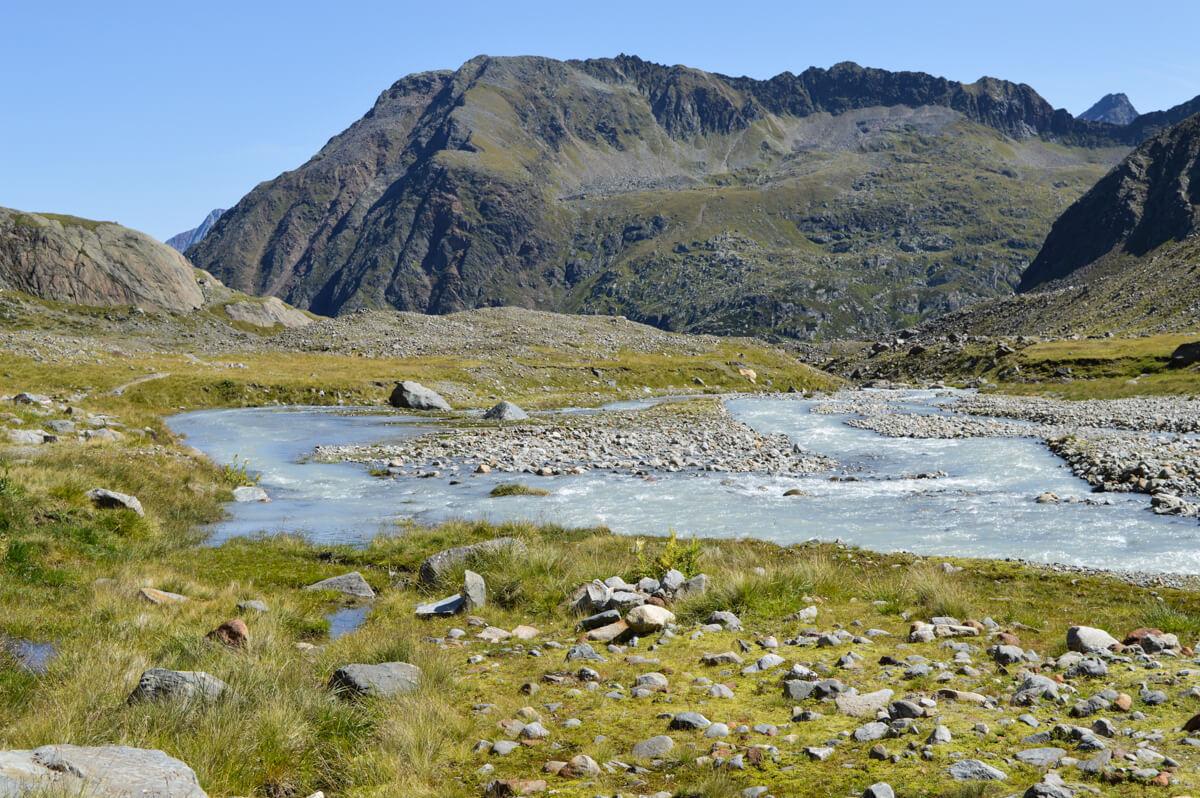 Wilde Wasser Weg Stubaital Tirol