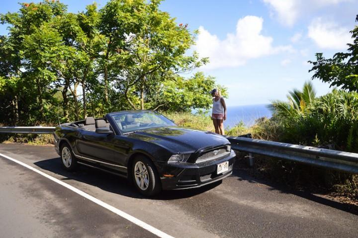 Hawaii-Urlaub planen das richtige Auto finden