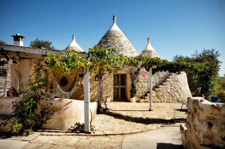 Besondere-Airbnb-unterkünfte-in-Europa-Trullo-Italien