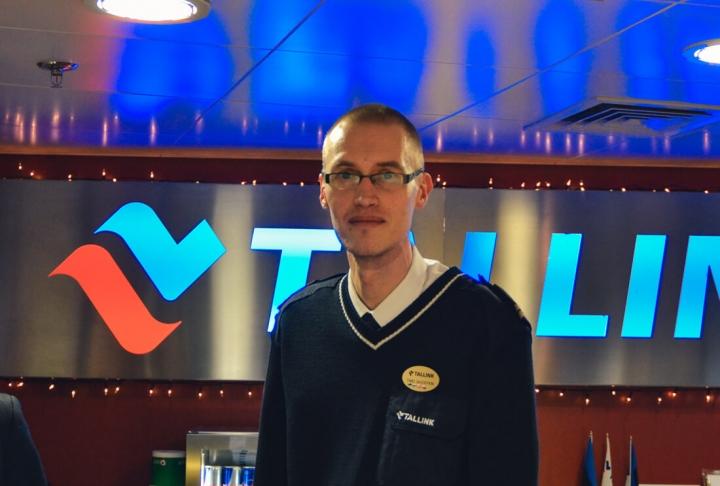 MS Superstar Tallink Silja Schiffstagebücher Timo