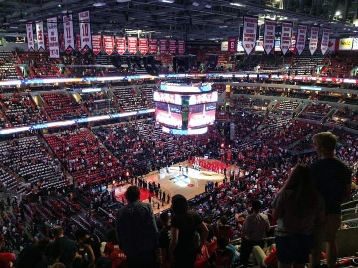Verizon Center Washington DC Basketball