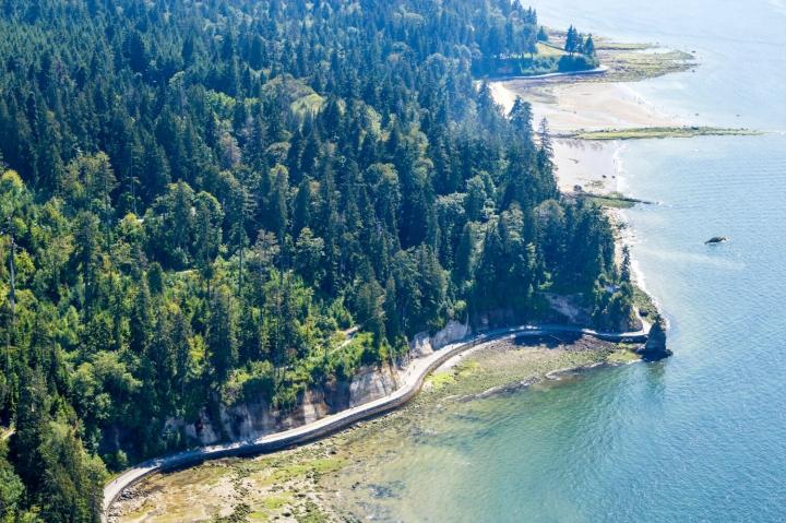 Roadtrip durch Kanada und die USA-Die Route-Stanley Park Vancouver