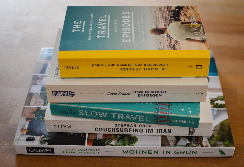 Bücher für Reisefreunde