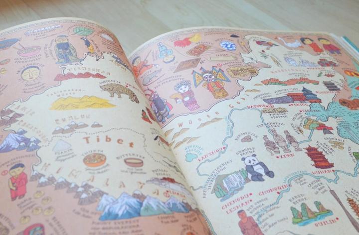 gGeschenke für Reisefreunde-bilderbuch-unsere-welt