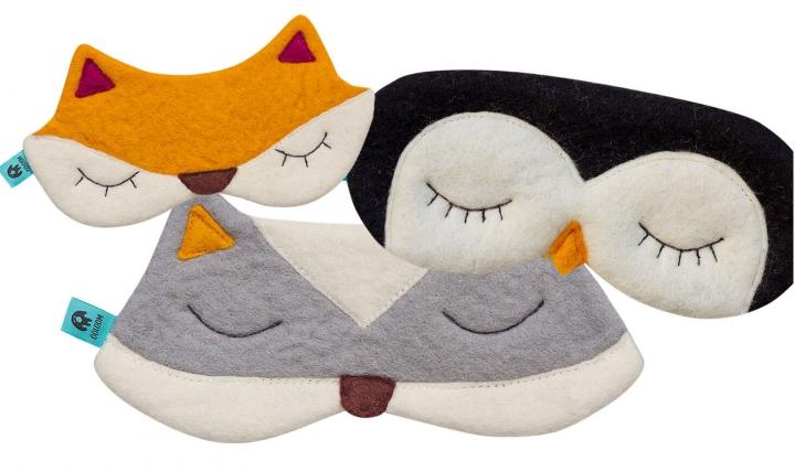 Geschenke für Reisefreunde oooloom-tier-schlafmasken-aus-estland-2