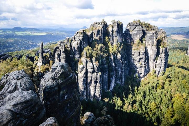 highlights-der-sachsischen-schweiz-schrammsteine-von-oben