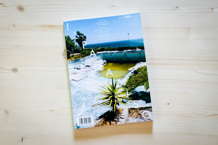 Die schönsten Independent-Magazine für Reisende Il Paradiso Vol 5 Portugal