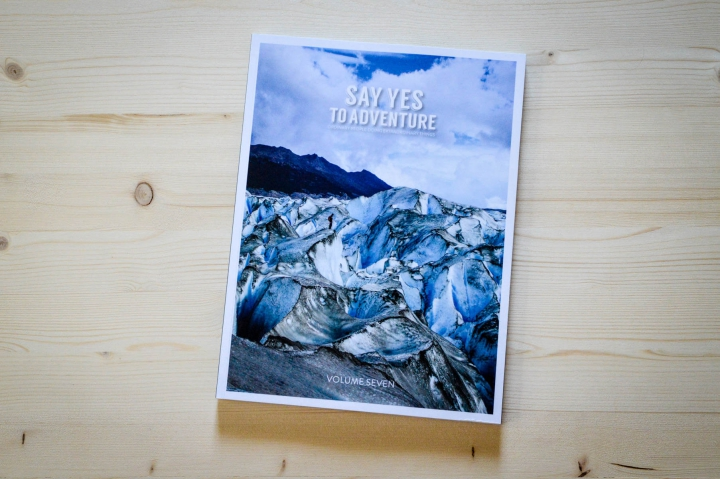 Die schönsten Independent-Magazine für Reisende Say Yes To Adventure Vol 7