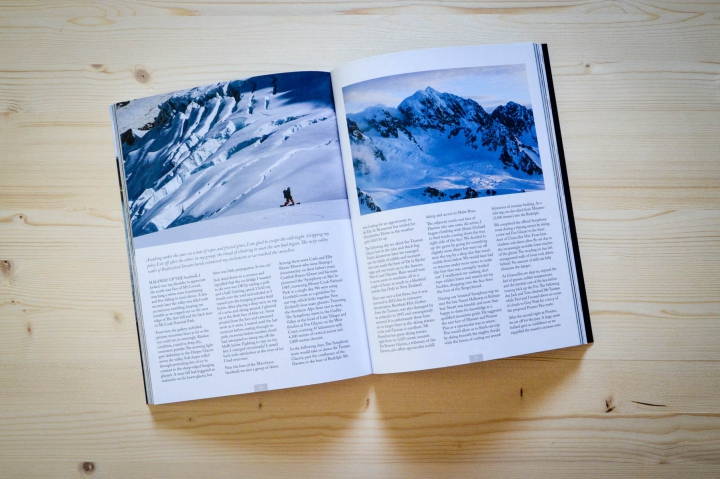 Die schönsten Independent-Magazine für Reisende Say yes to adventure vol 7 offen