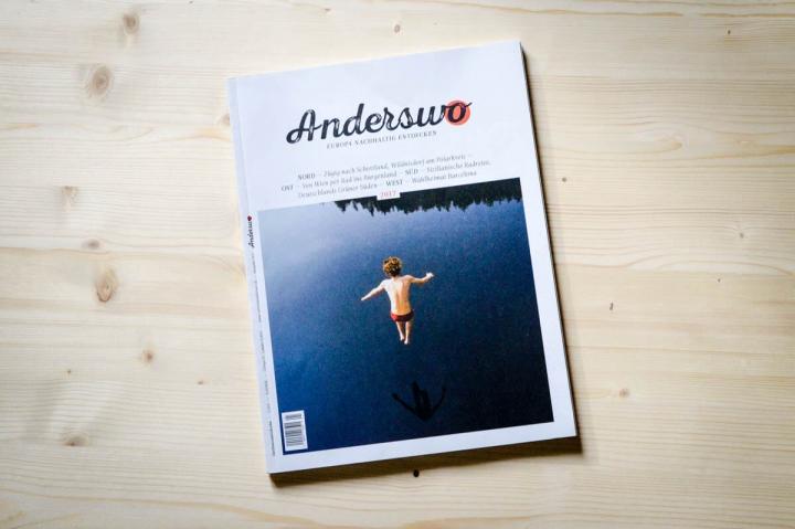Die schönsten Independent-Reisemagazine Anderswo