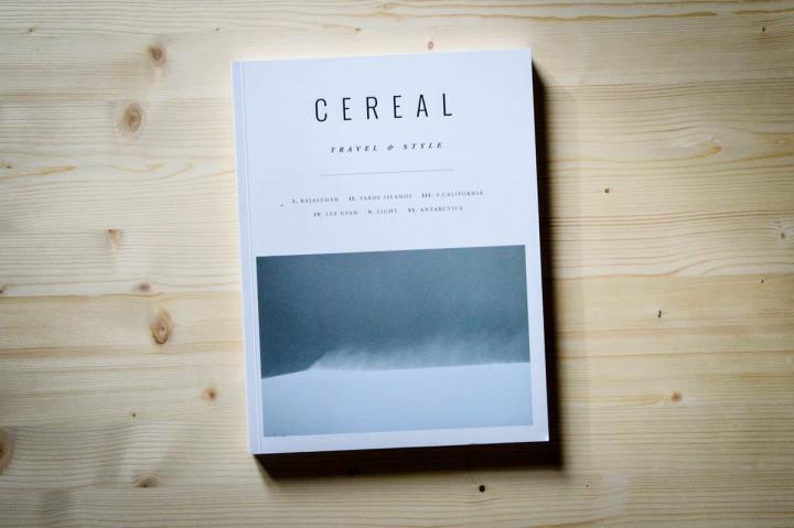 Die schönsten Independent-Reisemagazine Cereal
