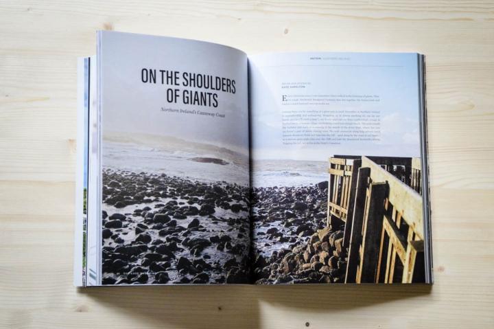 Die schönsten Independent-Reisemagazine Suitcase geöffnet