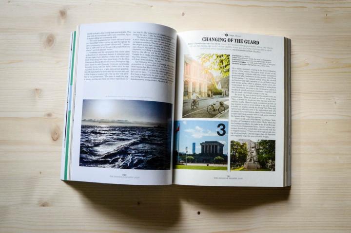 Die schönsten Independent-Reisemagazine The Escapist geöffnet