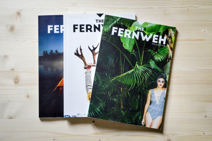 Die schönsten Independent-Reisemagazine The Fernweh Collective
