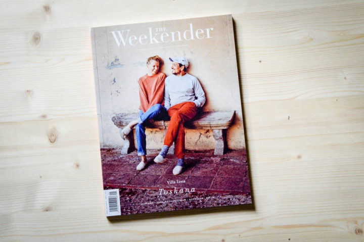 Die schönsten Independent-Reisemagazine The Weekender