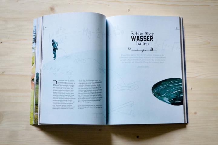Die schönsten Independent-Reisemagazine Walden geöffnet