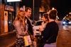 Hawaii Inselhopping Oahu: Nachts verwandelt sich die Honolulu Chinatown in einen beliebten Stadtteil zum Ausgehen