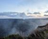 Inselhopping-Guide Hawaii Welche Insel ist die richtige für dich Big Island Dampfsäule des Kilauea-Vulkans