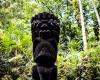 Inselhopping-Guide Hawaii Welche Insel ist die richtige für dich Big Island Götterstatue in HIlo