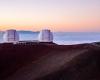 Inselhopping-Guide Hawaii Welche Insel ist die richtige für dich Big Island Observatorien des Keck-Instituts auf dem Mauna Kea