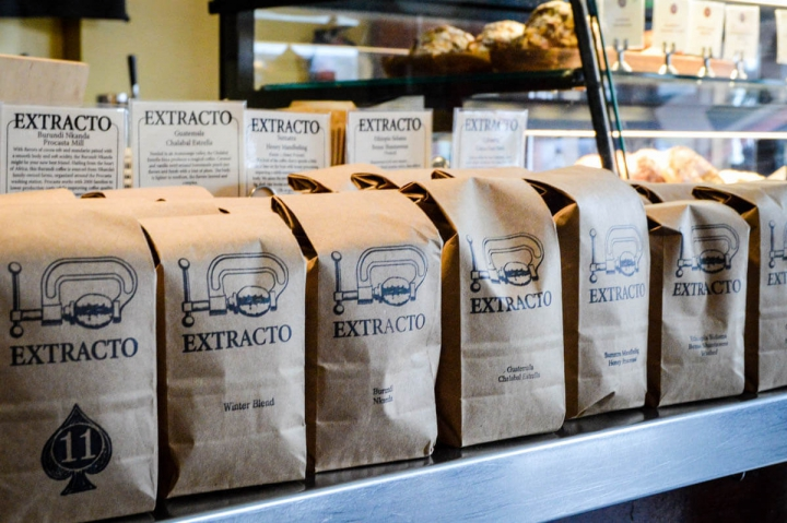 Portland Oregon Tipps Kaffee bei Extracto