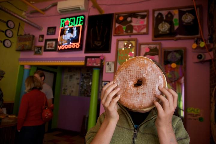 Portland Oregon Tipps Vodoo Doughnut
