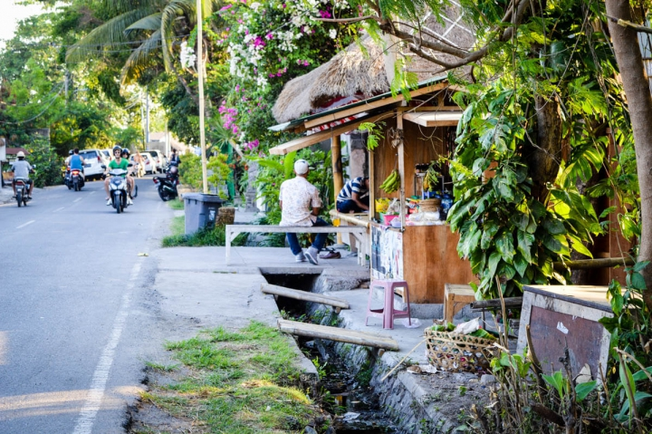 Street Food in Canggu Bali
