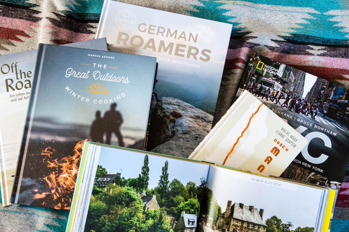 Die schönsten BIldbände 2017 für Weltenbummler Reisende und Reisefreunde