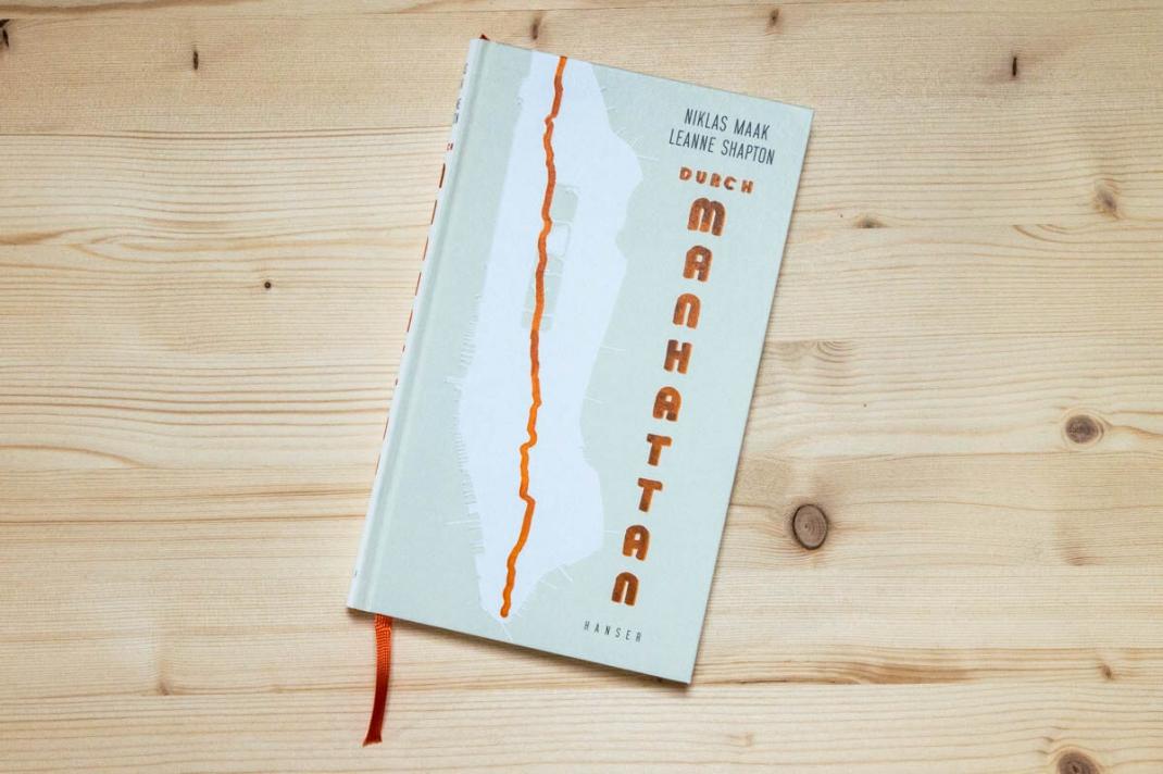 Die schönsten BIldbände 2017 für Weltenbummler und Reisende Durch Manhattan