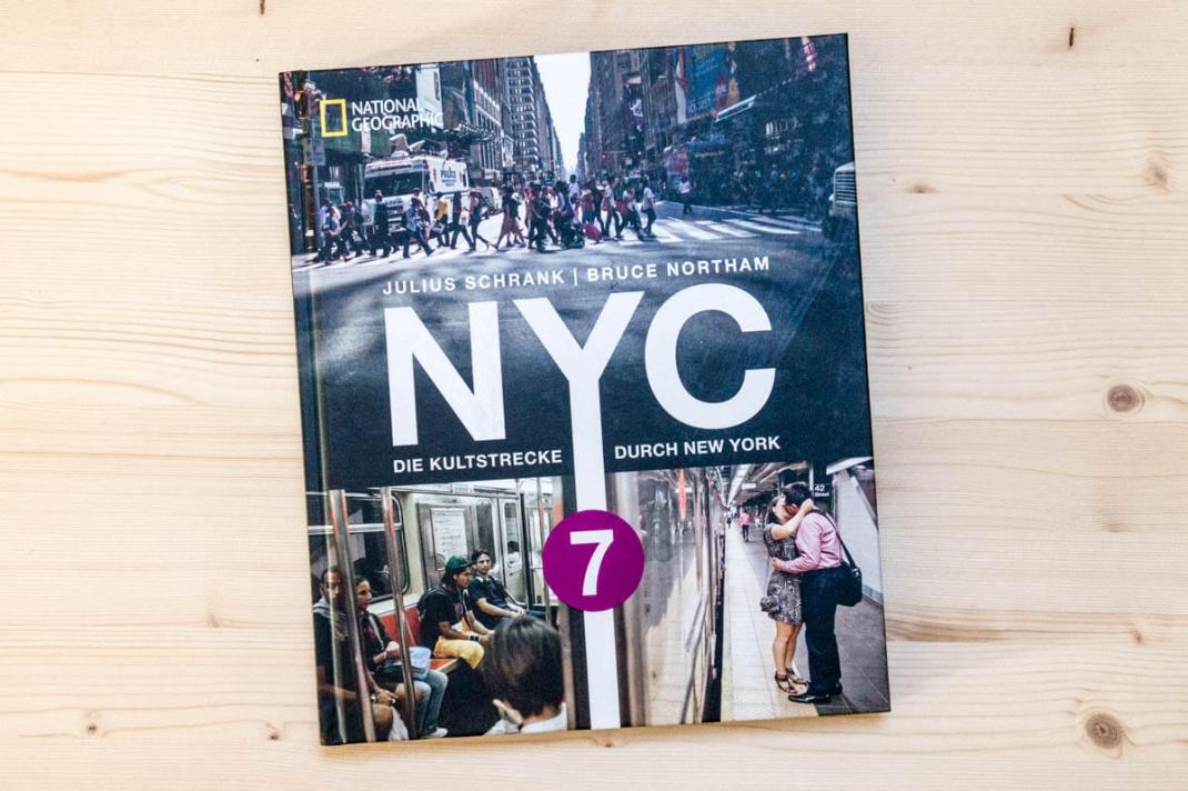Die schönsten BIldbände 2017 für Weltenbummler und Reisende NYC7 New York City