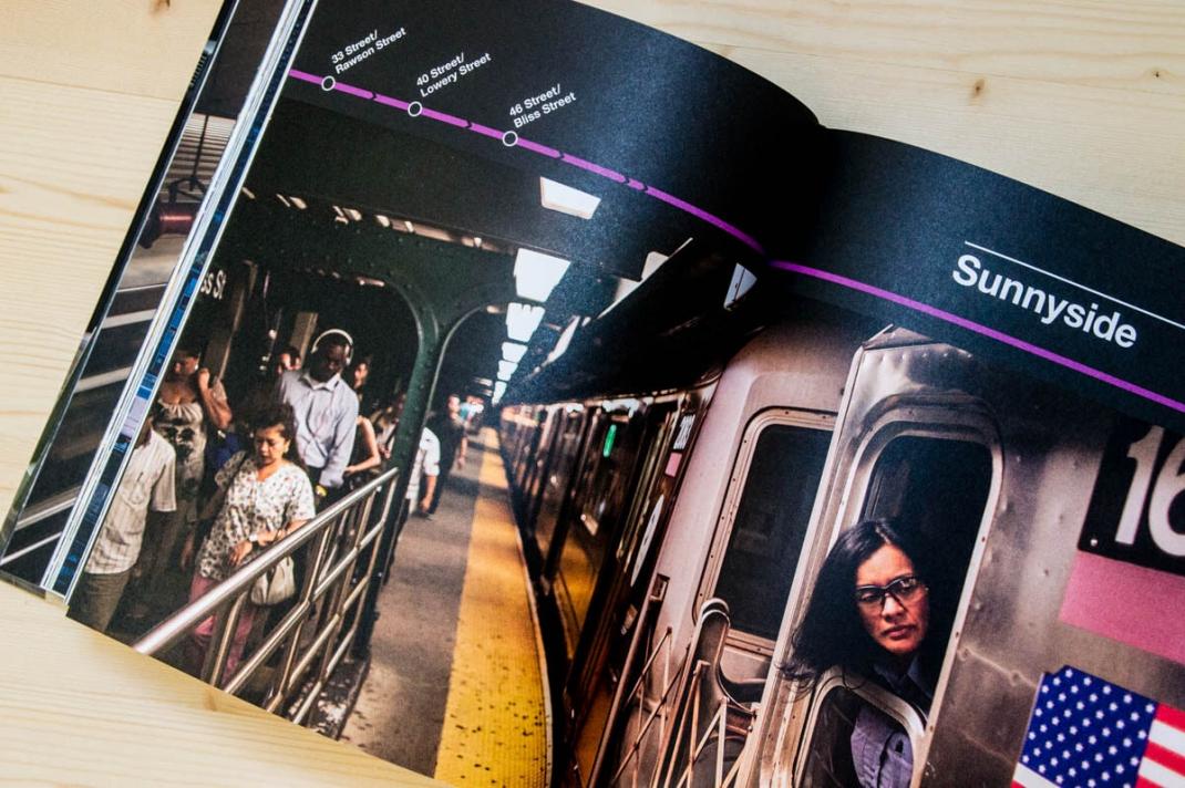Die schönsten BIldbände 2017 für Weltenbummler und Reisende NYC7 New York City Blick ins Buch